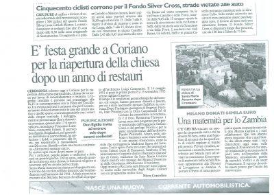 Il Resto del Carlino 23.09.2007